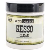 Prima Art Basics Gesso - Clear