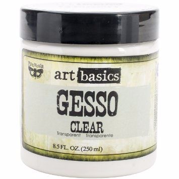 Prima Art Basics - Gesso - Clear