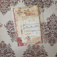 July Extra ~ Prima Vintage Emporium Notecards