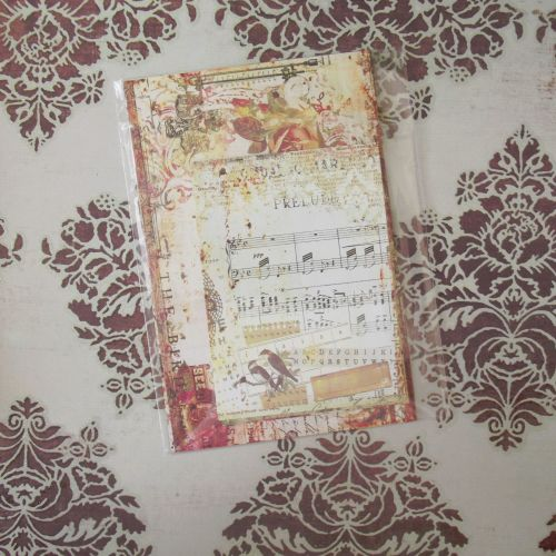 Prima Vintage Emporium Notecards - Extra from July Box