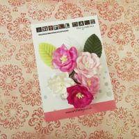 Sept Extra ~ Pink Flower set