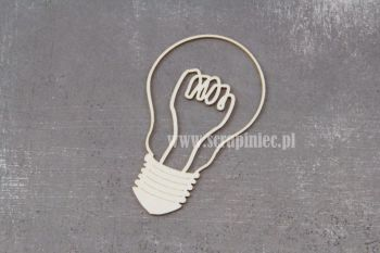 Light bulb large (2476)