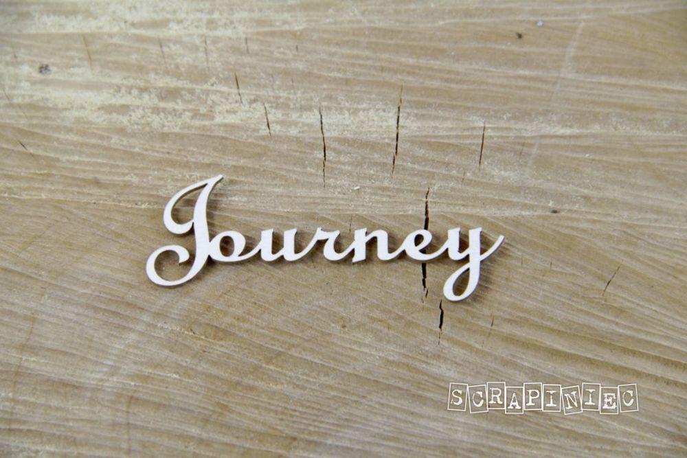 Words - Journey