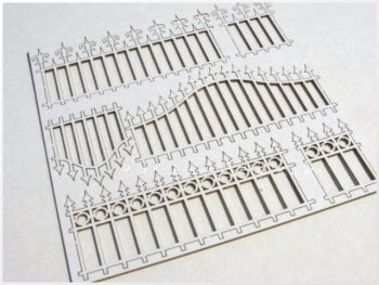 Fences & gates (871)