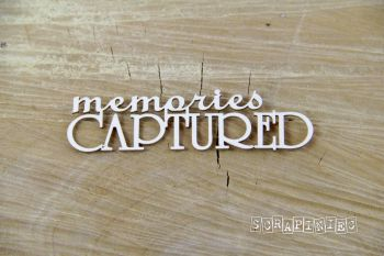 Words - Memories Captured (3752)