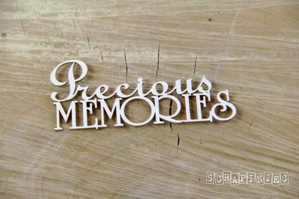 Words Precious Memories