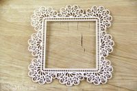Dolly Lace Square Frame (3555)