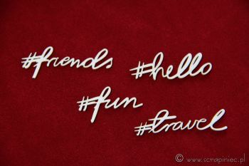 Brush Art Script #friends (3448)