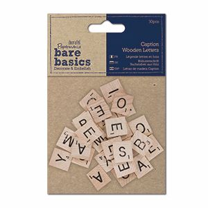 Do Crafts Bare Basis Word Tiles