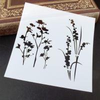 Stencil ~ Meadow Flowers