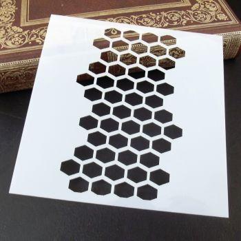 Stencil ~ Hexagons