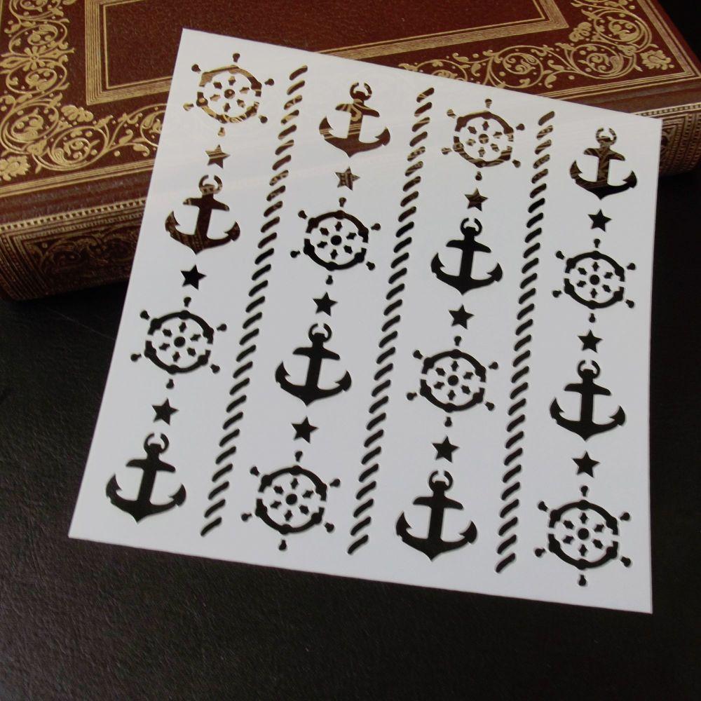 Stencil ~ Anchors