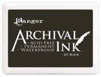 Ranger Archival Ink ~ Jet Black