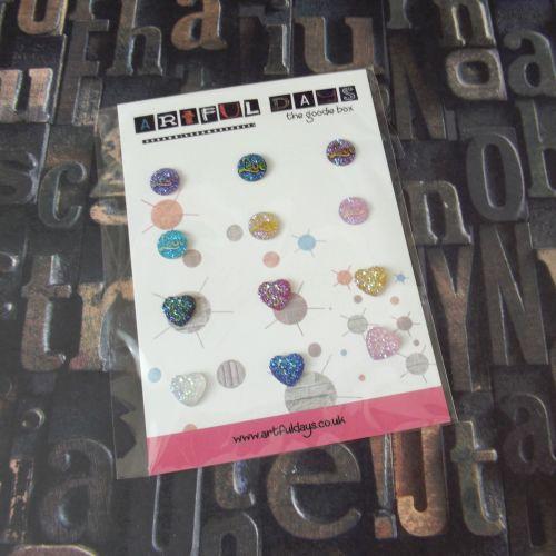 Feb Extra ~ Love & Heart Gems