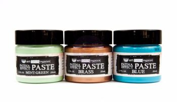 Prima Art Extravagance ~Patina Effect Paste Set