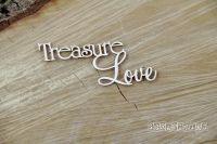 Words - Treasure Love (3755)