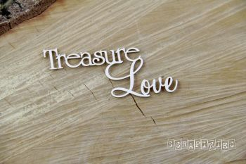 Words - Treasure Love (3755)