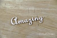 Words - Amazing x 2 (3761)