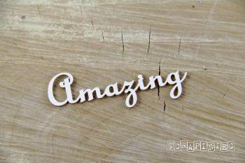 Words - Amazing x 2 (3761)