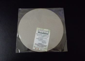 Grey board Circle 15cm