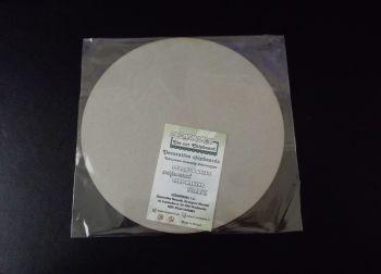 Grey board Circle 15cm