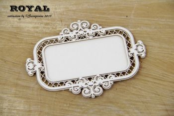 Royal rectangle frame (3769)