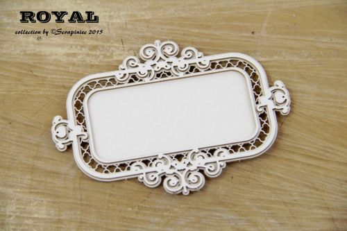 Royal rectangle frame