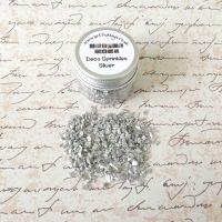 Artful Days Dec Sprinkles ~ Silver