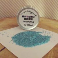 Artful Days Decorative Art Sand ~ Ice blue