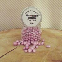 Artful Days Pearl Art Balls ~ Pink