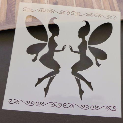 Stencils ~ Fairies