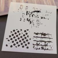 Stencil ~ Texture Three