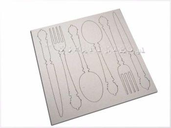 Knifes, Forks & Spoons Ste (914)