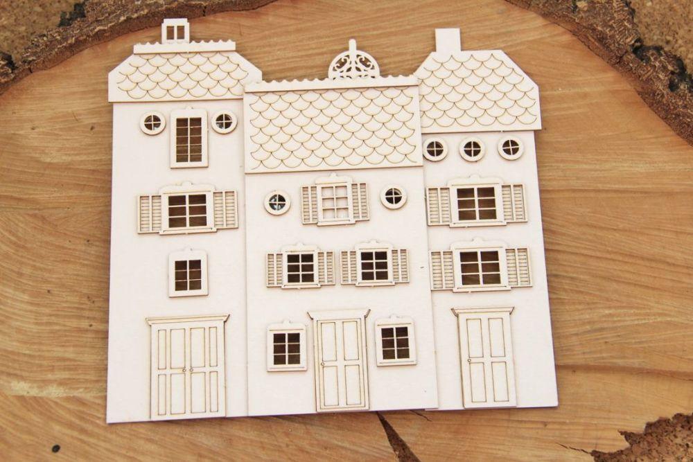 Flat House Pack