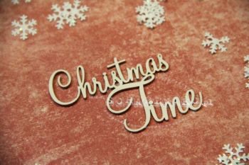 Christmas Words - Christmas Time (2344a)