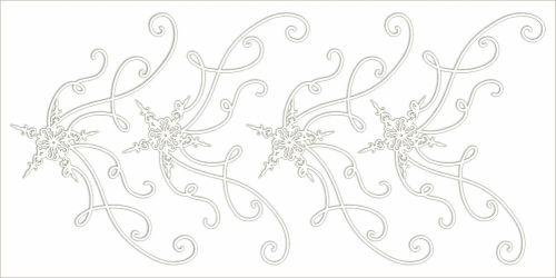 Christmas Sketch - Corners (4866)