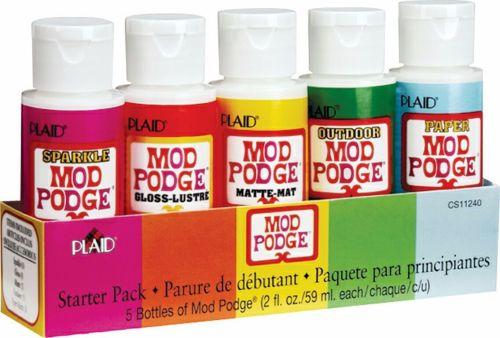 Mod Podge Starter Pack
