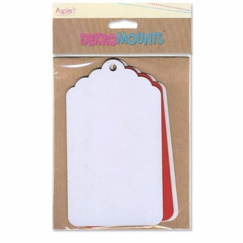 Aspire Crafts Dekromounts - Large Tag