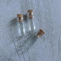 Glass Vial - 22mm (GL006)