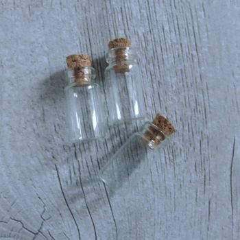 Glass Vial - 24mm
