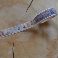 Vintage Stamps Washi Tape (W8014)