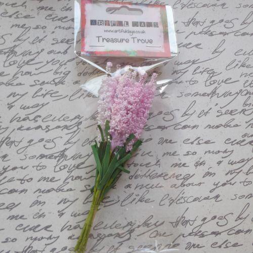 Lavender Stems - Pink (F6019)