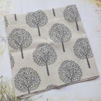 Sept Extra (Tweet Tweet) - Tree Printed Fabric