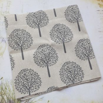 Sept Extra (Tweet Tweet) - Tree Printed Fabric