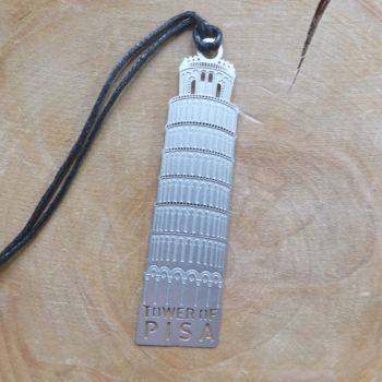 Leaning Tower Of Pisa Embellishment (E5013)