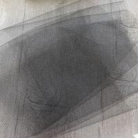 Fabric Mesh - Black 1 meter
