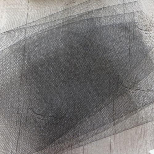 Fabric Mesh - Black