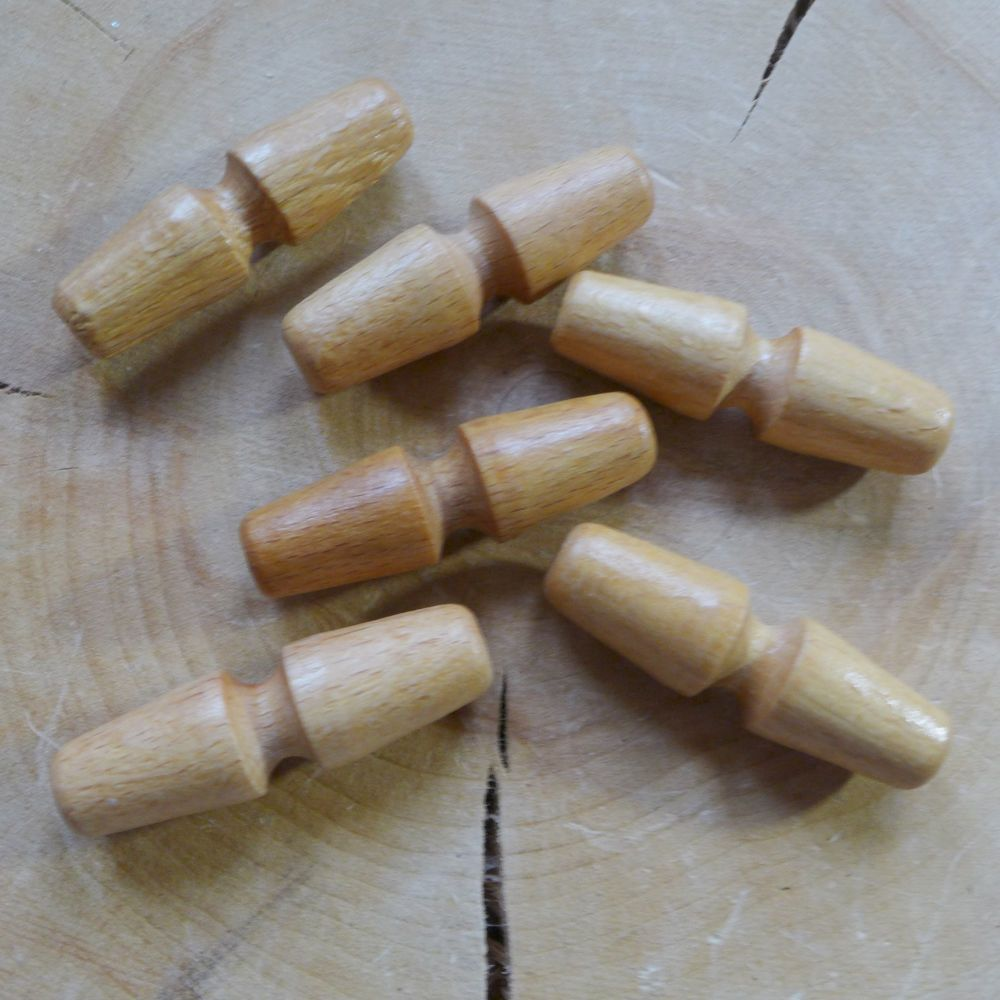 Wooden Togs (E5015)