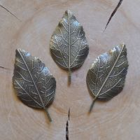 Large Bronze Leaves (C118)