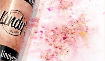Lindy's Magical Shaker - Oom Pah Pah Pink